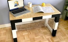 fabriquer bureau enfant comment faire un bureau en cage de pour enfant