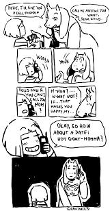 Hot Date Meme - hot goat momma undertale know your meme