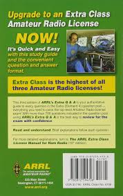 arrl u0027s extra q u0026a arrl inc 9780872594708 amazon com books