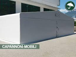 capannoni mobili capannoni mobili ad aosta per aumentare gli spazi coperti