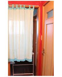 tompa rakuten global market crinkle gauze curtains 138 cm size