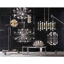 jonathan adler lampert sofa meurice chandelier modern lighting jonathan adler