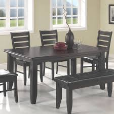 Kitchen Sets Furniture Coaster Company Dalila Dining Table Walmart Com