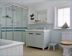 seaside bathroom ideas nautical themed master bedroom white clawfoot bathtub color