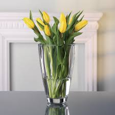 Vase Design Nachtmann Carre 9 In Decorative Vase 83736 The Home Depot