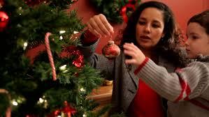 decorating christmas tree decorating christmas tree stock footage video shutterstock