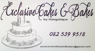 exclusive cakes and bakes home facebook