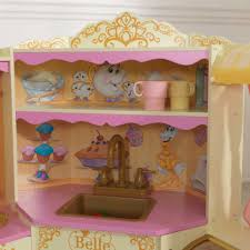 disney princess belle pastry kitchen
