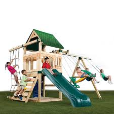 backyard slide sets gorilla playsets wilderness gym playset do it