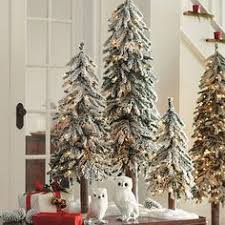 create a festive winter display in your home with the set of three