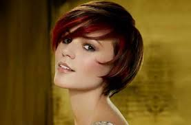 short brunette hairstyles front and back cute short choppy brunette hairstyles medium hair styles ideas