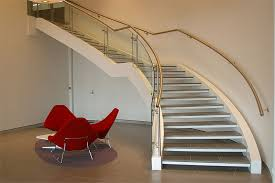 curved steel stair chief projects