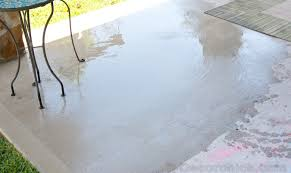 How To Clean A Concrete Patio by How To Clean Your Patio The Fun And Easy Way Decorchick