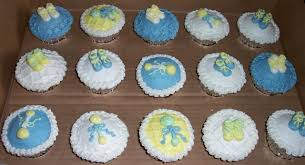 baby boy shower cupcakes shower cupcakes for a baby boy bettycake s photo and other