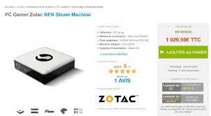support ran ordinateur bureau the steam machine what went techspot