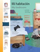 Spanish Bedroom Furniture by My Bedroom Mi Habitación Themed Vocabulary Introduce Spanish