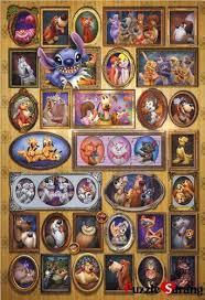 jigsaw puzzles 1000 pieces disney s animal collection disney
