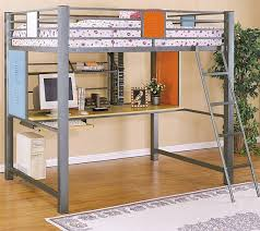 Plans For Loft Bed With Desk by Loft Beds With Desks Underneath 30 Design Ideas With Enigmatic Touch