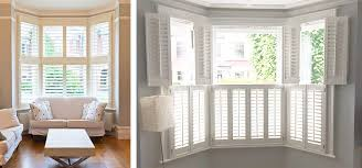 How To Install Interior Window Shutters Bay Window Interior Shutters Design Inspiration Window Source Nh