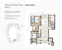Icon Floor Plans Review For Agile Mont Kiara Dutamas Propsocial