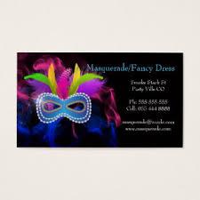 fancy dress business cards templates zazzle