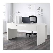 Desk With Pull Out Table Malm Desk With Pull Out Panel Black Brown Ikea