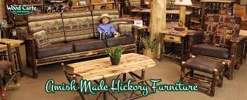Adirondack Rustic Interiors The Wood Carte Amish Furniture Superstore Queensbury Ny