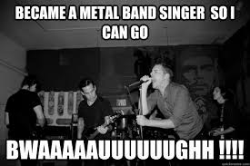 Metal Band Memes - funny metal band memes memes pics 2018