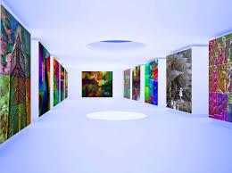modern art gallery modern art