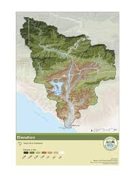 Ojai California Map Greeninfo Network Information And Mapping In The Public Interest