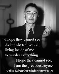 hope quotes gandalf oppenheimer quote custom i remembered the line from the hindu