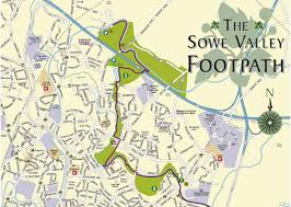 map uk coventry coventry sowe valley footpath