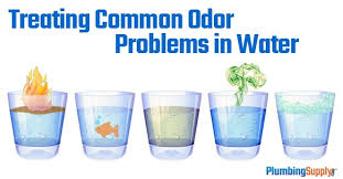 Cloudy Water From Faucet Treating Common Odor Problems In Your Water
