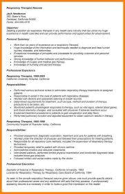 respiratory therapist resume exles 5 respiratory therapist resume appeal leter