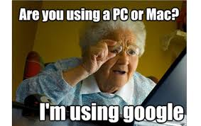 Computer Grandma Meme - grandma finds the internet know your meme