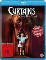 Curtains 1983 The Video Dead Blu Ray Limited 333 Mediabook Edition Cover A