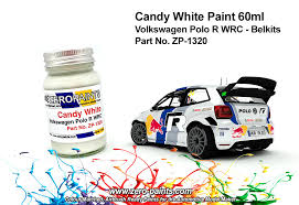 pearl white zero paints model paint airbrush paint