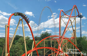 Great America Map Santa Clara by Railblazer A Single Rail Coaster Coming To California U0027s Great