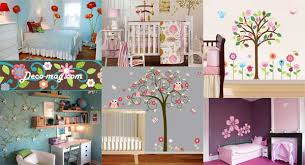 fleurs dans une chambre deco fille chambre stickers chambre bebe fille belgique deco