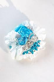 turquoise corsage wrist pin on corsage for prom bridesmaids by ruby blooms