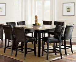 Pub Dining Room Tables Pub Dining Room Set 9 Gallery Image And Wallpaper
