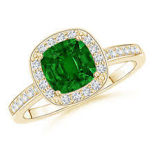 gold emerald engagement rings green emerald engagement ring ebay