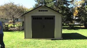 Suncast Shed Shelves by Nice Menard Garage Kits With Suncast Tremont Resin Storage Shed