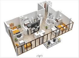 interior 2 bedroom apartment layout modern master bedroom