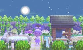 Animal Crossing Home Design Games Town Of Flowers U201c Zen Park Completed U201d Animal Crossing