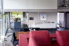 Grey Tile Living Room by Architecture Interior Germany Modern Home Decoration Using Square