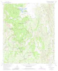 San Diego City College Map Topographic Maps Of San Diego County California