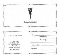 salon gift card hair salon gift certificates cards norton tauton mansfield