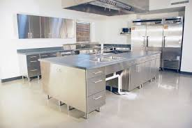 Stainless Steel Kitchen Cabinets Ikea Metal Kitchen Cabinets Home Design