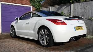 peugeot coupe rcz 2015 peugeot rcz diesel real world road test carwow